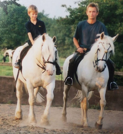 Ben Atkinson I Do This For The Horses Not The Glory