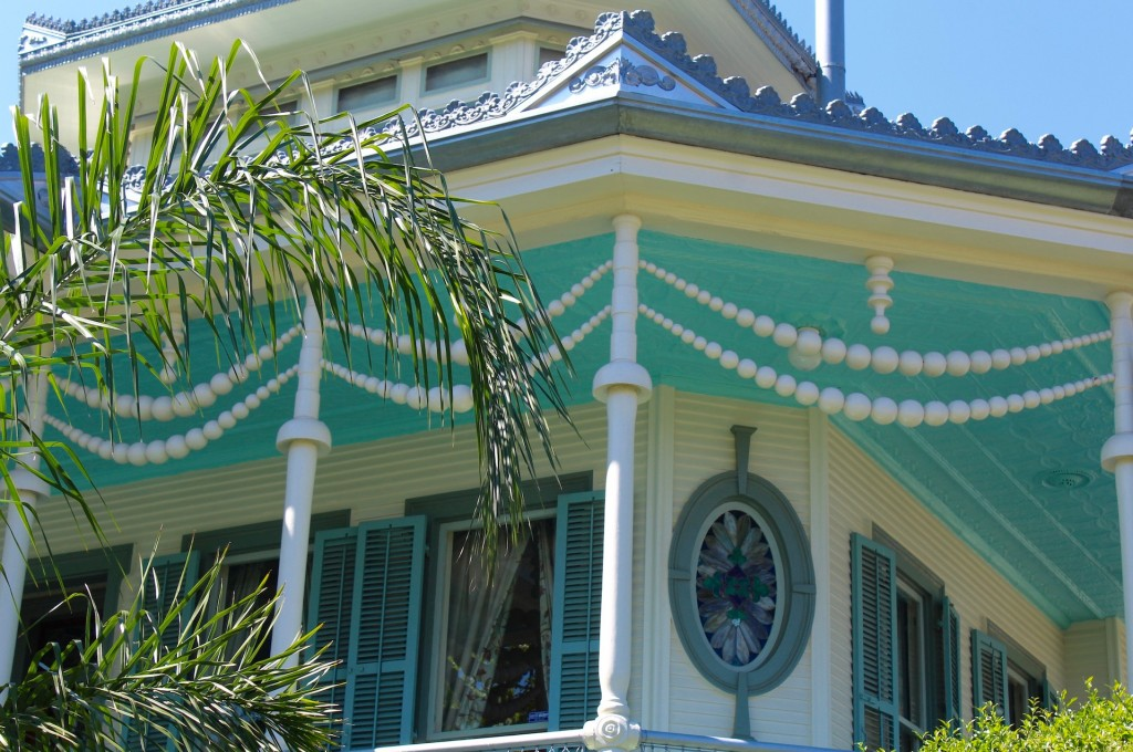 Steamboat House New Orleans