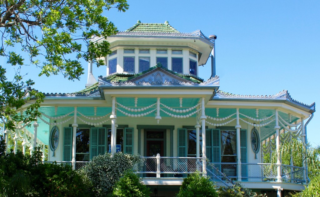 Steamboat House, New Orleans