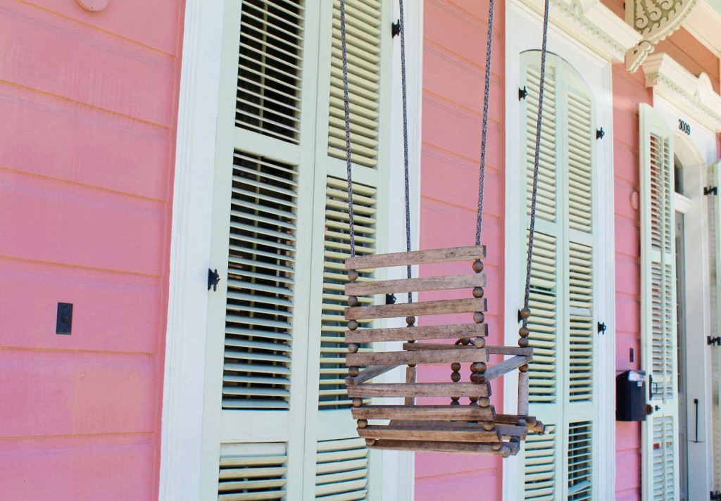 Swing chair New Orleans