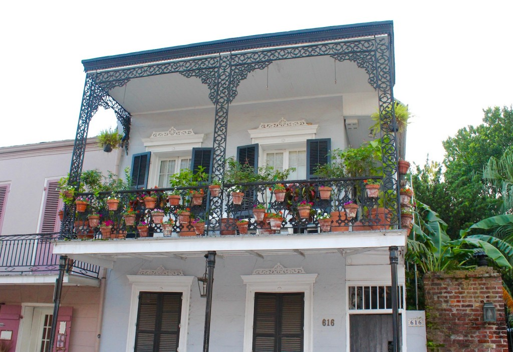 Pretty house in New Orleans