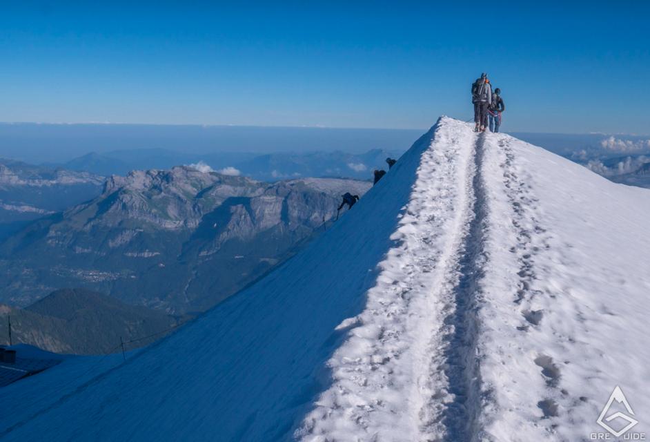 Mont Blanc Chamonix 10