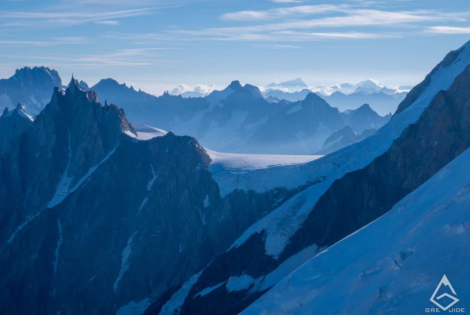 Mont Blanc Chamonix 4