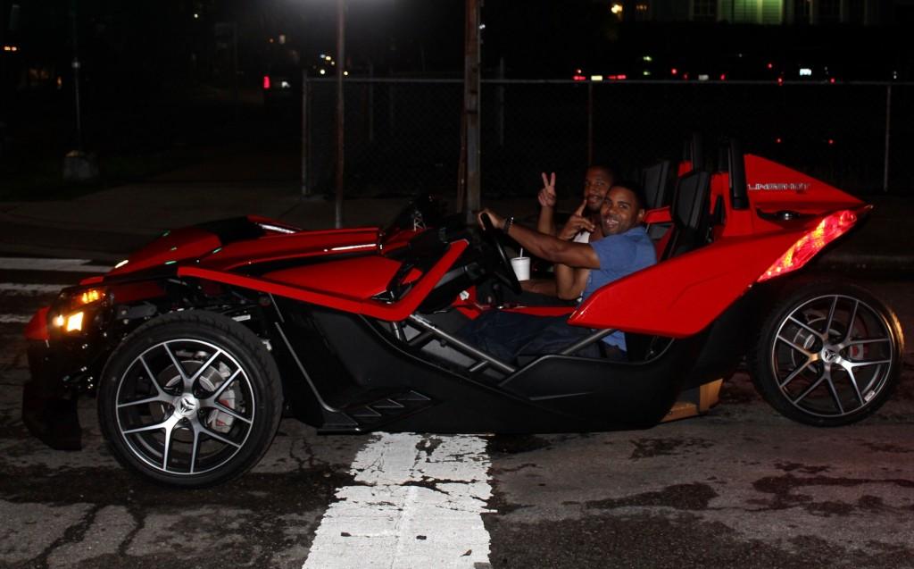 New Orleans Car
