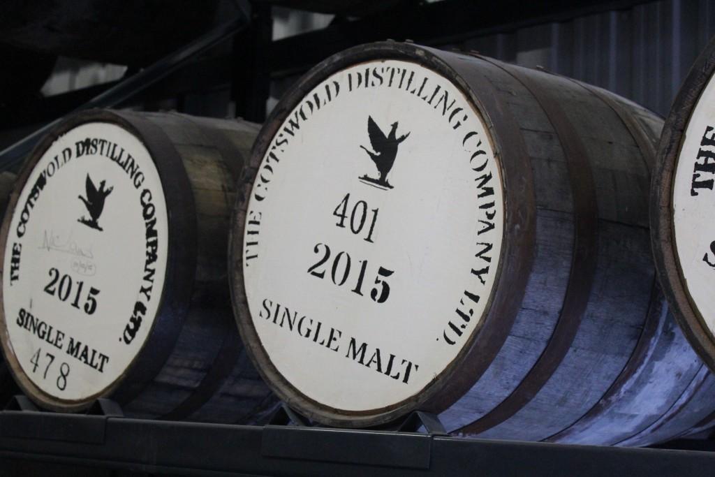 Cotswolds Distillery Barrel