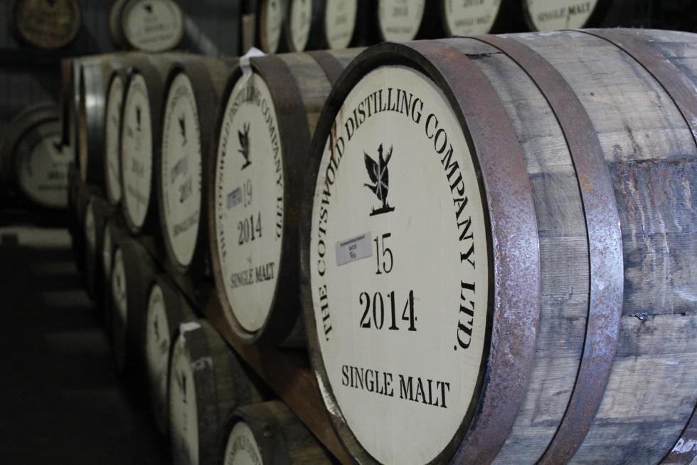 Cotswolds Distillery Barrel 3