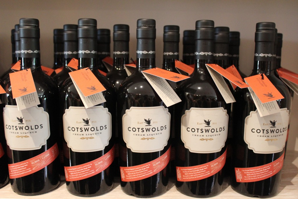 Cotswolds Distillery Cream Liquer