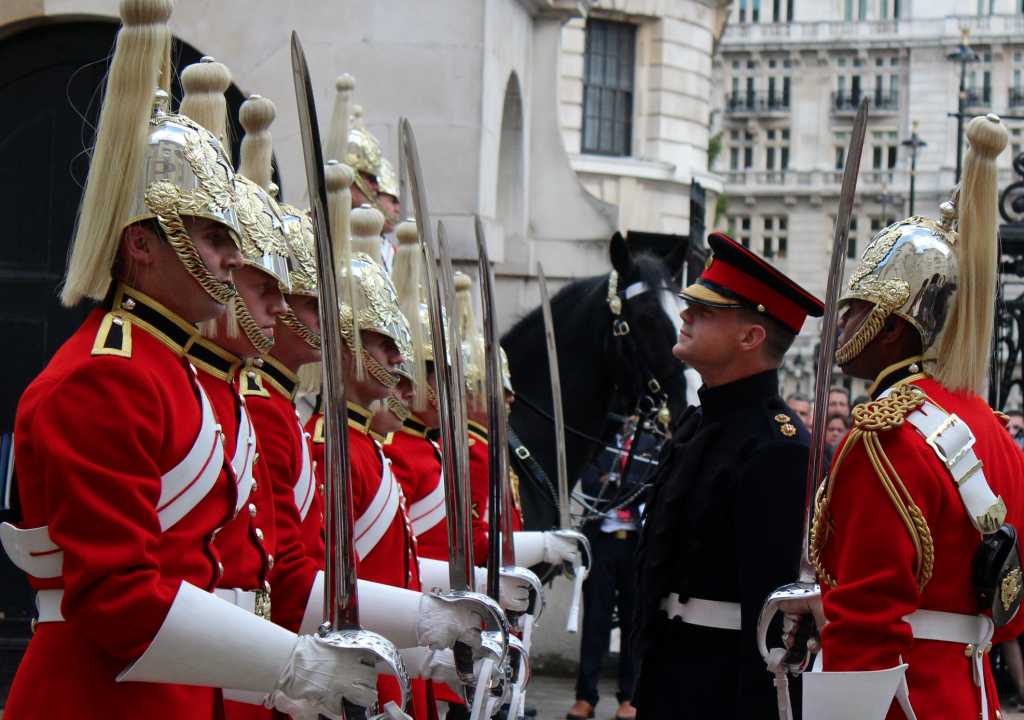 Household Cavalry Guard Inspection 2