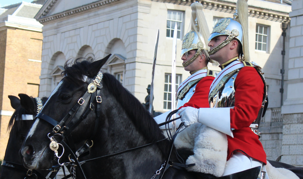 Household Cavalry Riders