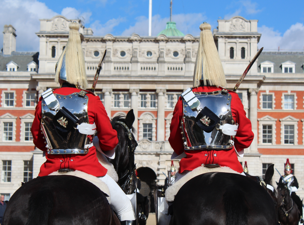 Household Cavalry Riders 2