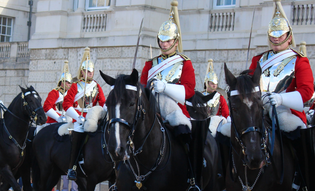 Household Cavalry Riders 3