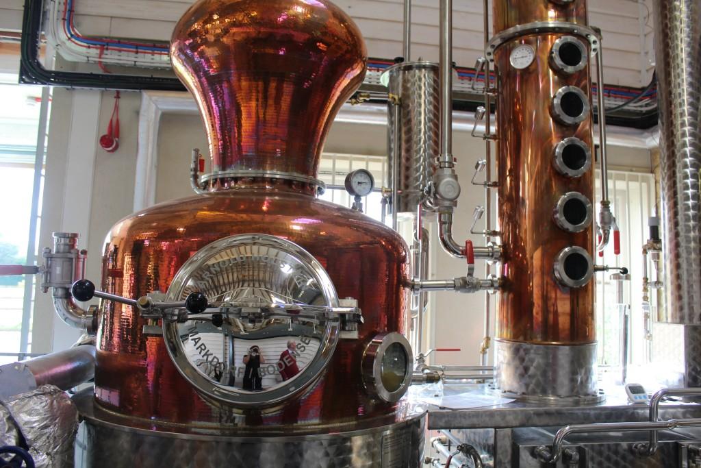 Pot Still Cotswold Distillery