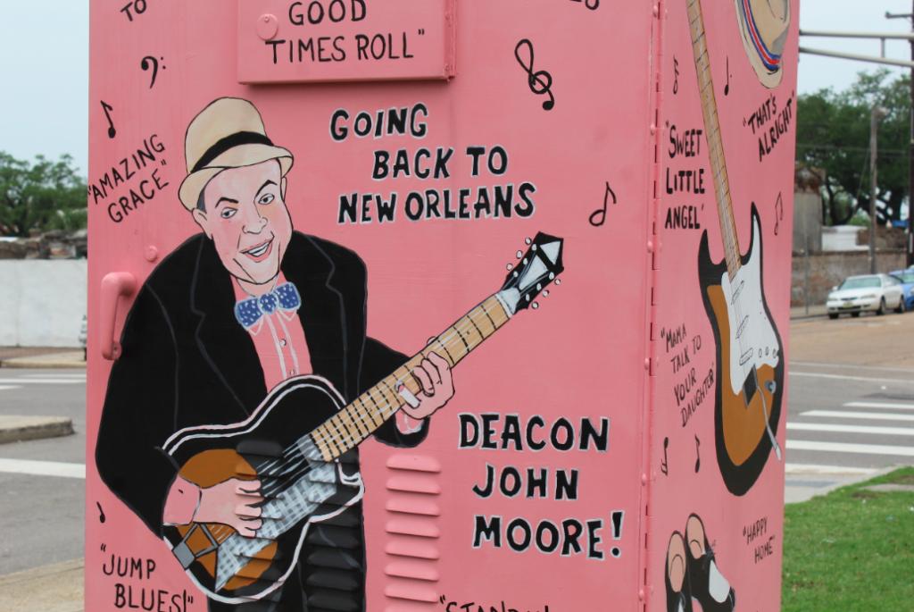 Street Art New Orleans
